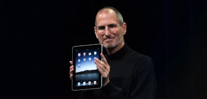 Steve Job a iPad
