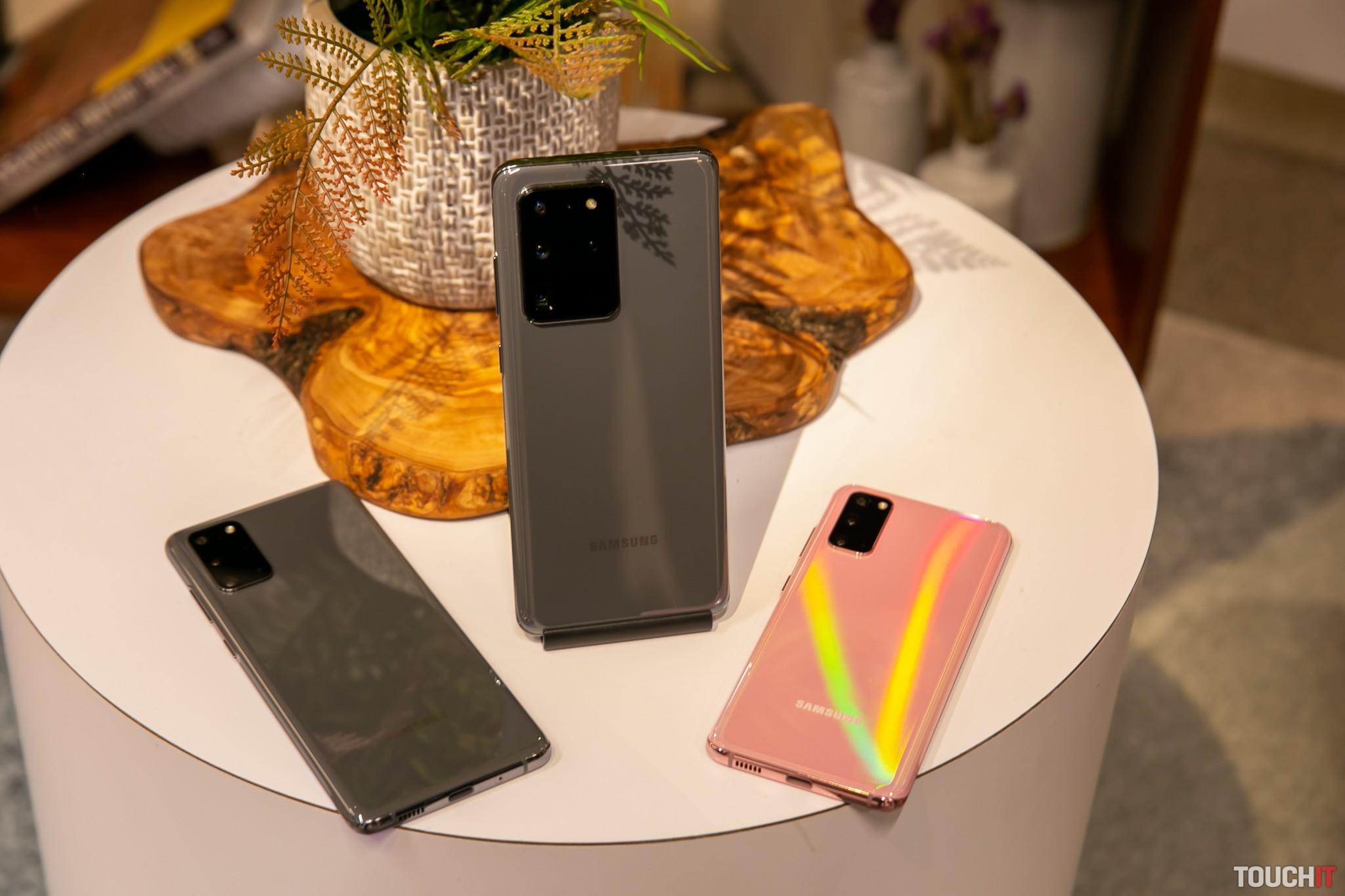Galaxy S20 Ultra má najväčšie možnosti pri zoomovaní aj fotení nových fotiek