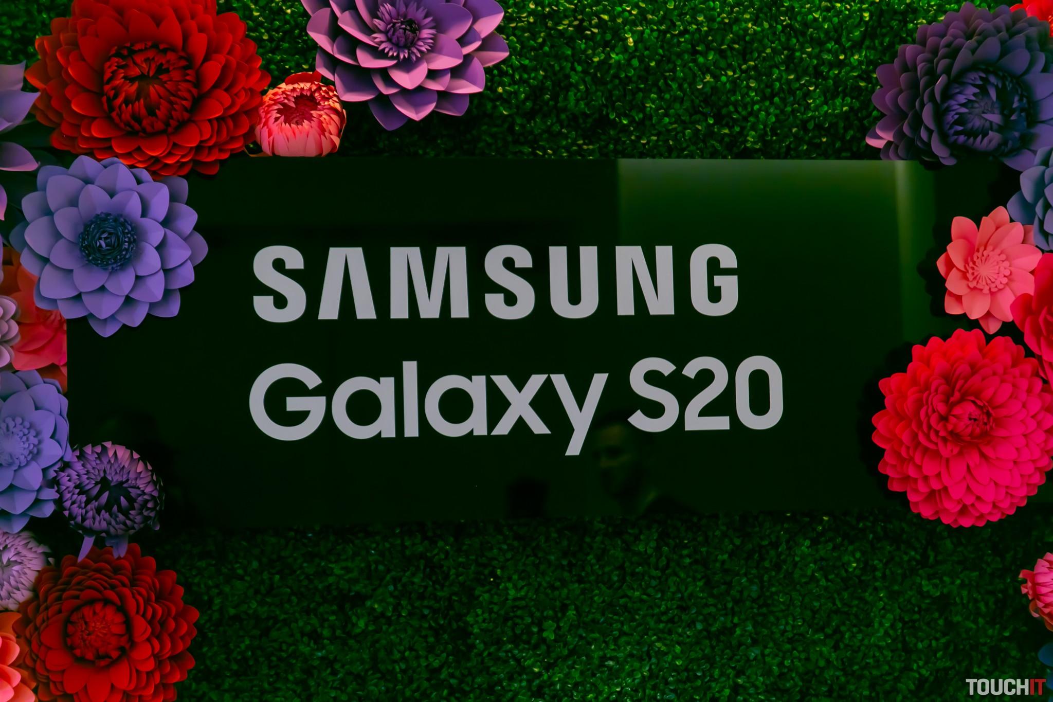 Rodina Galaxy S20 prináša hlavne vylepšenie fotoaparátu