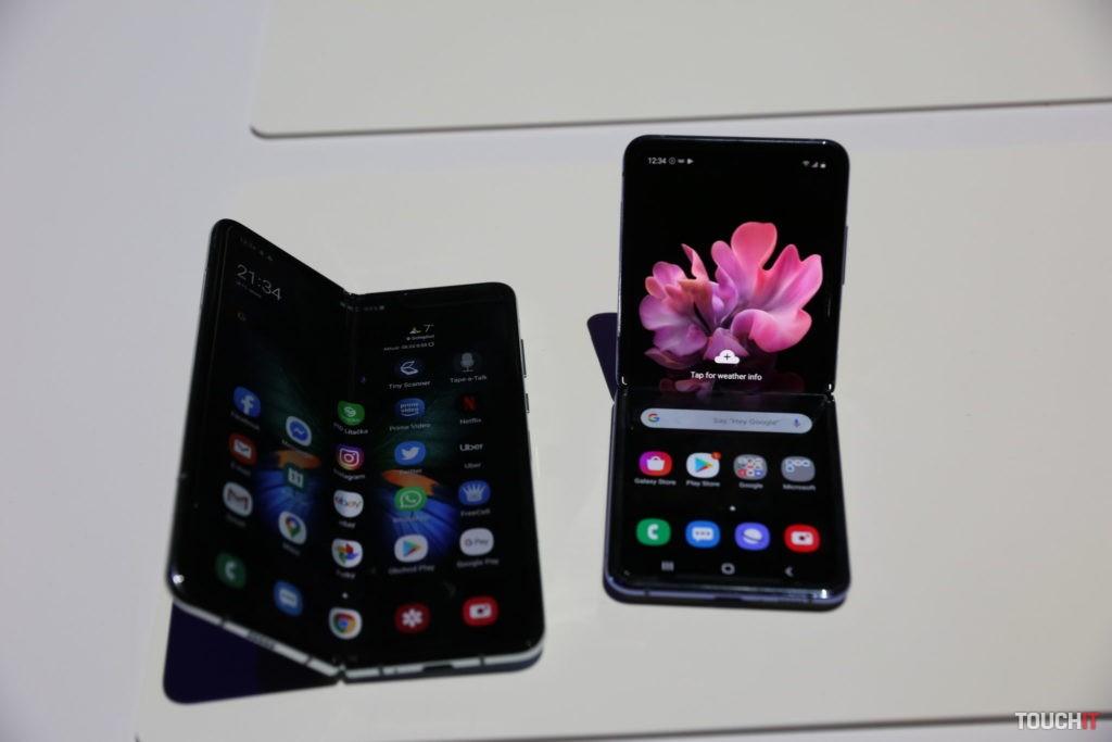 Samsung Galaxy Fold a Z Flip