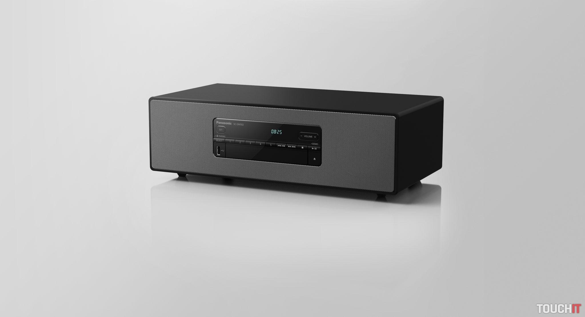 Panasonic DM502