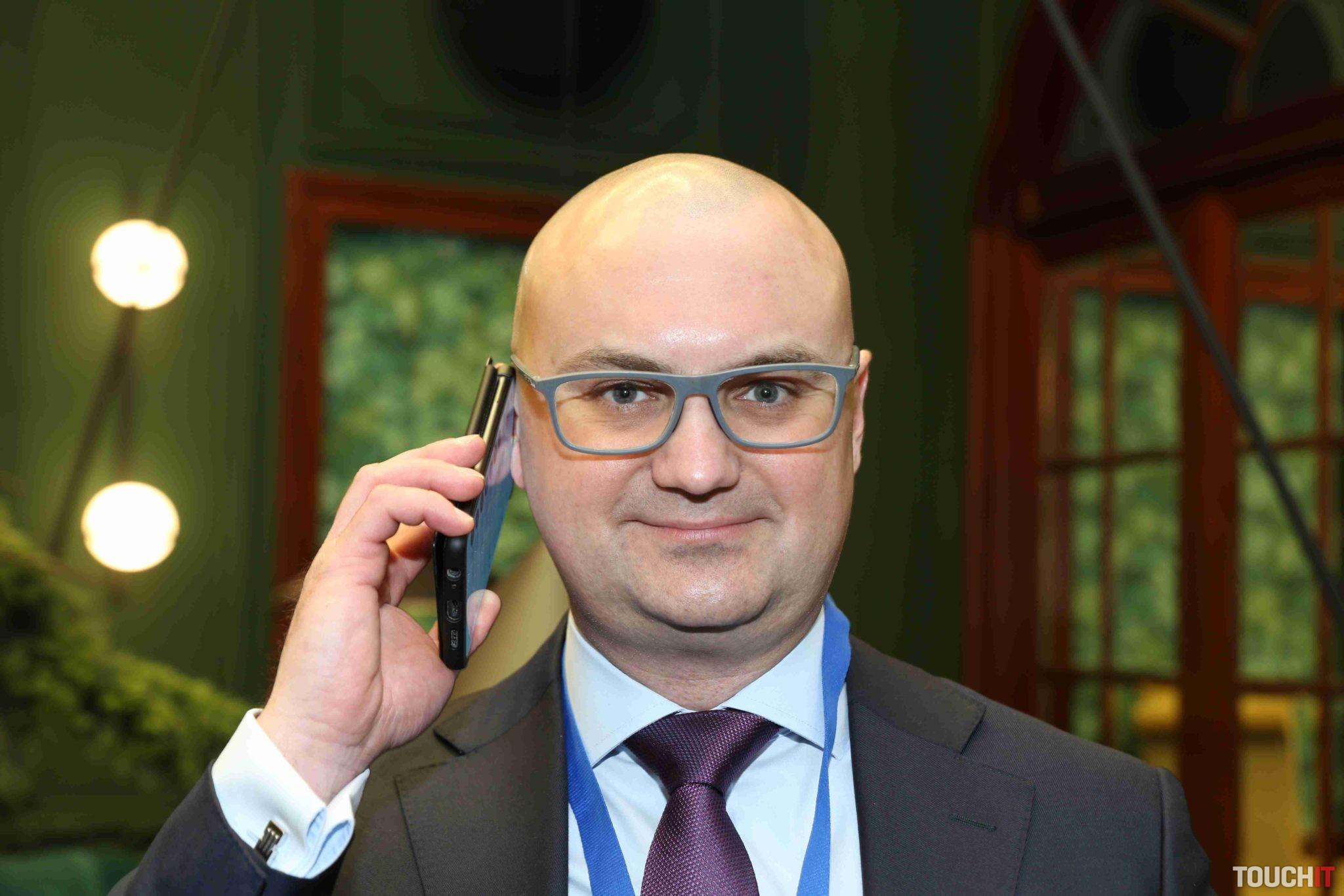 Rafal Jaczynski, Huawei