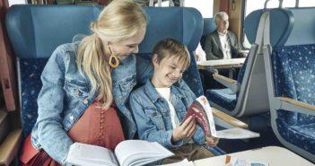 Vo vlakoch ZSSK si opäť budete môcť požičať knihu