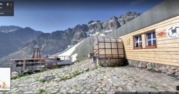 Street View Zbojníckej chaty