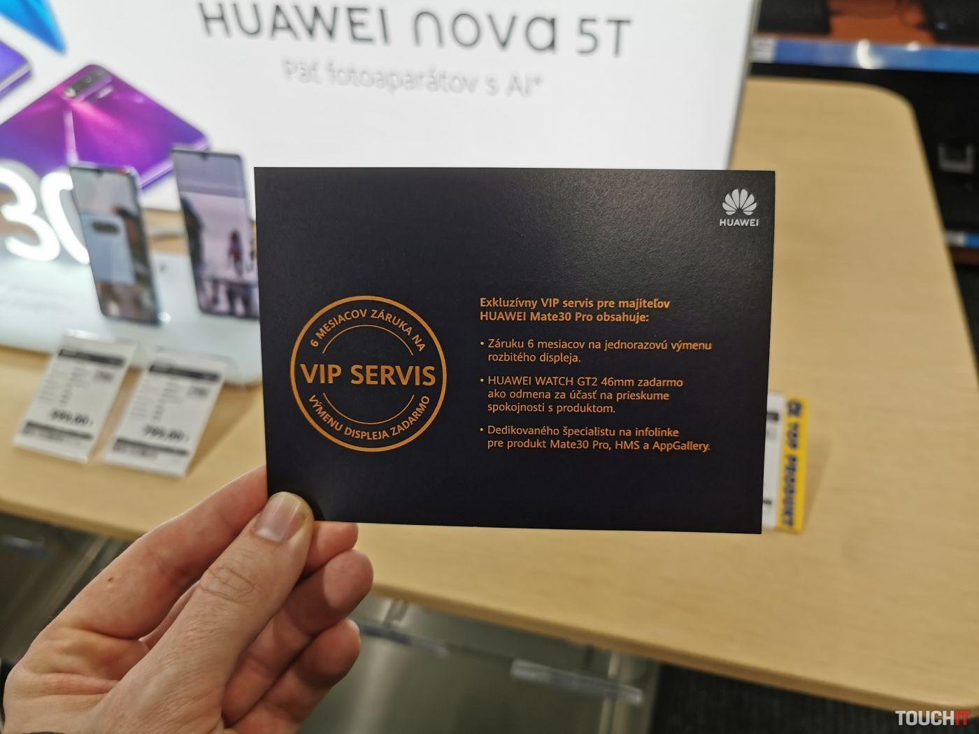 Huawei VIP servis