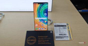Huawei Mate 30 Pro v PLANEO Elektro
