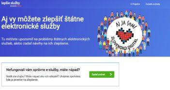 Portál LepšieSluzby.sk