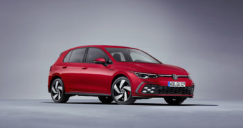 Nový Volkswagen Golf GTI