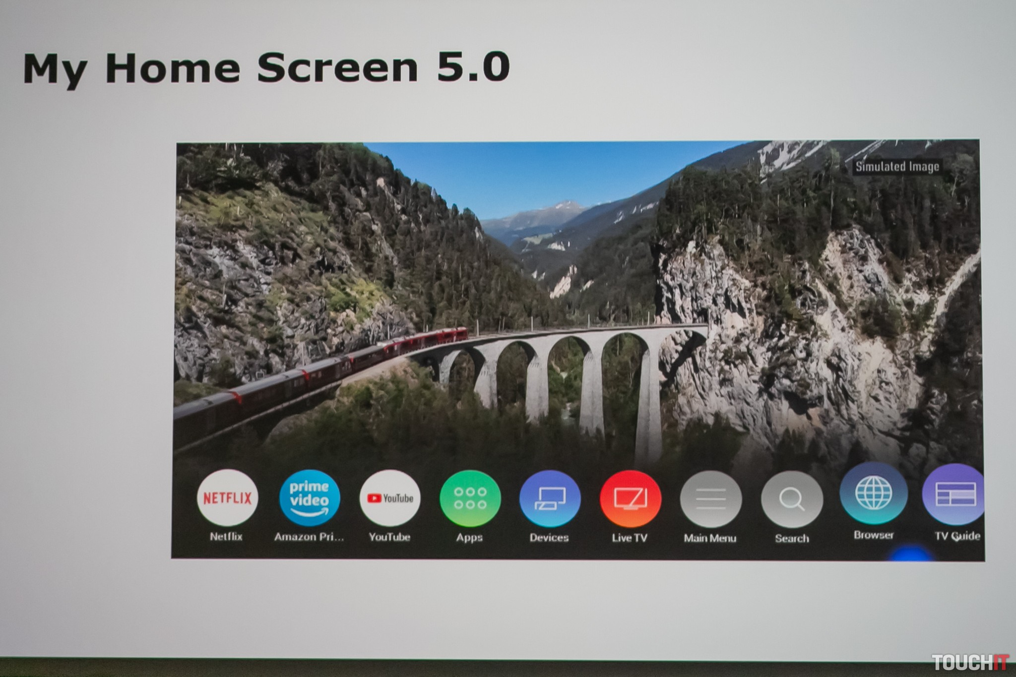 Panasonic MyHome Screen 3.0
