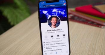 Facebook Zuckerberg Profil