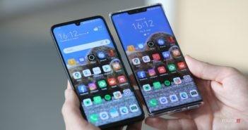 Huawei P30 Pro a Huawei Mate 30 Pro