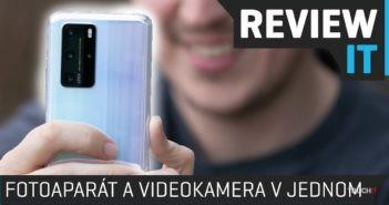 Huawei P40 Pro videorecenzia
