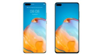Huawei P40 a P40 Pro