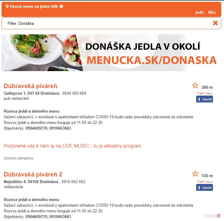 menucka.sk