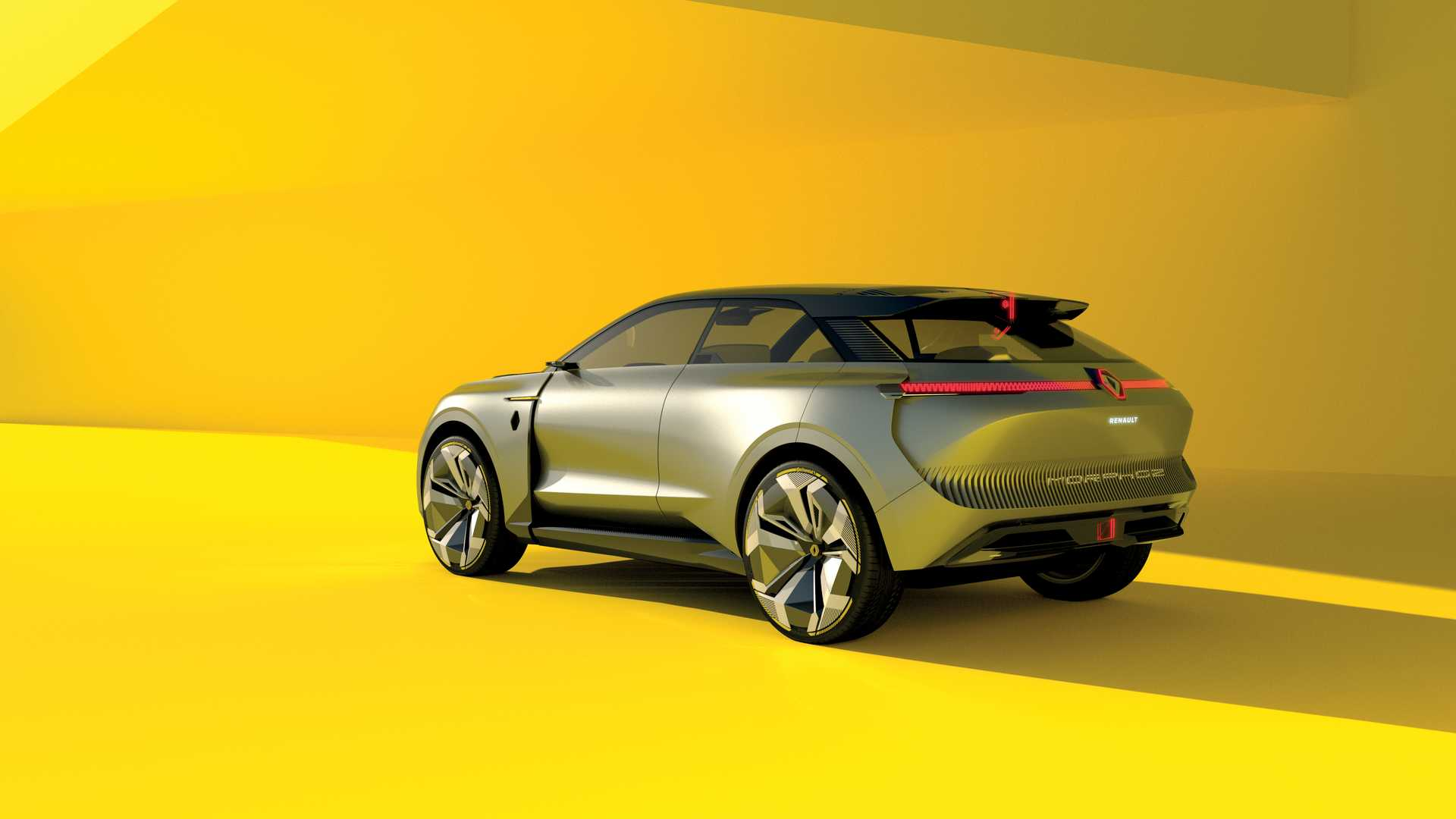 Renault, koncept
