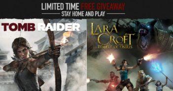 Tomb Raider zadarmo