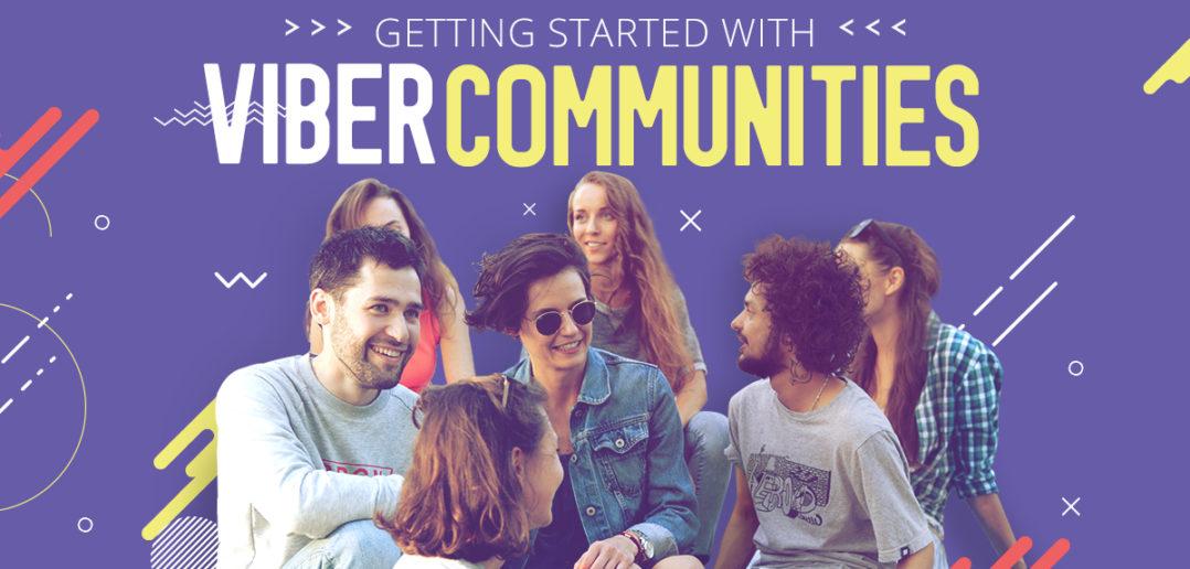 Viber Communities,