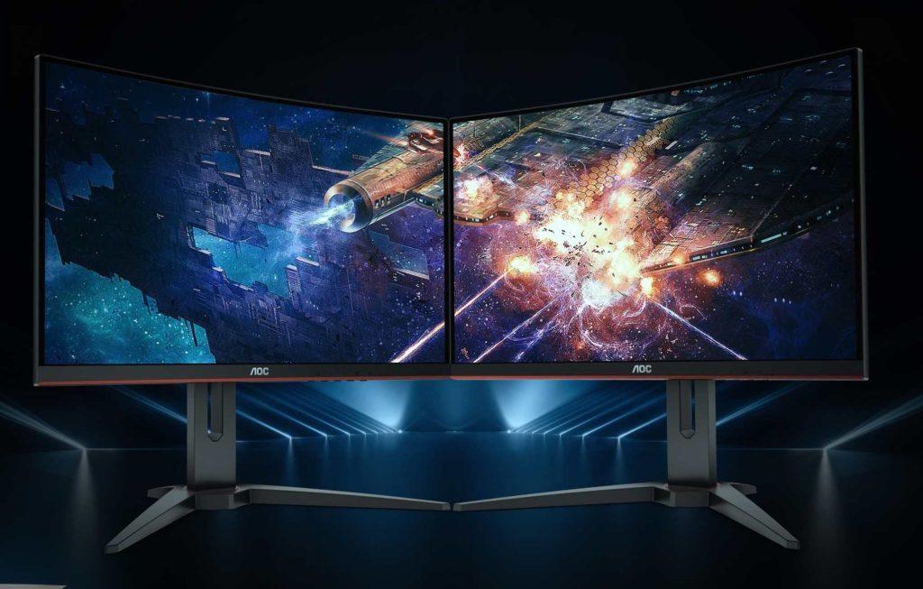 AOC monitory