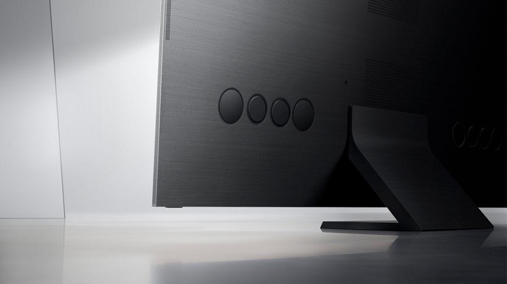 Tenký dizajn Samsung QLED 2020