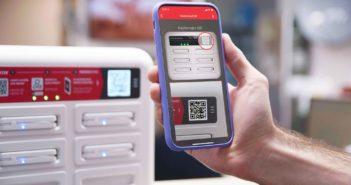 Požičiavanie powerbanky cez snímanie QR kódu