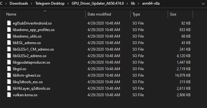 GPU Updater