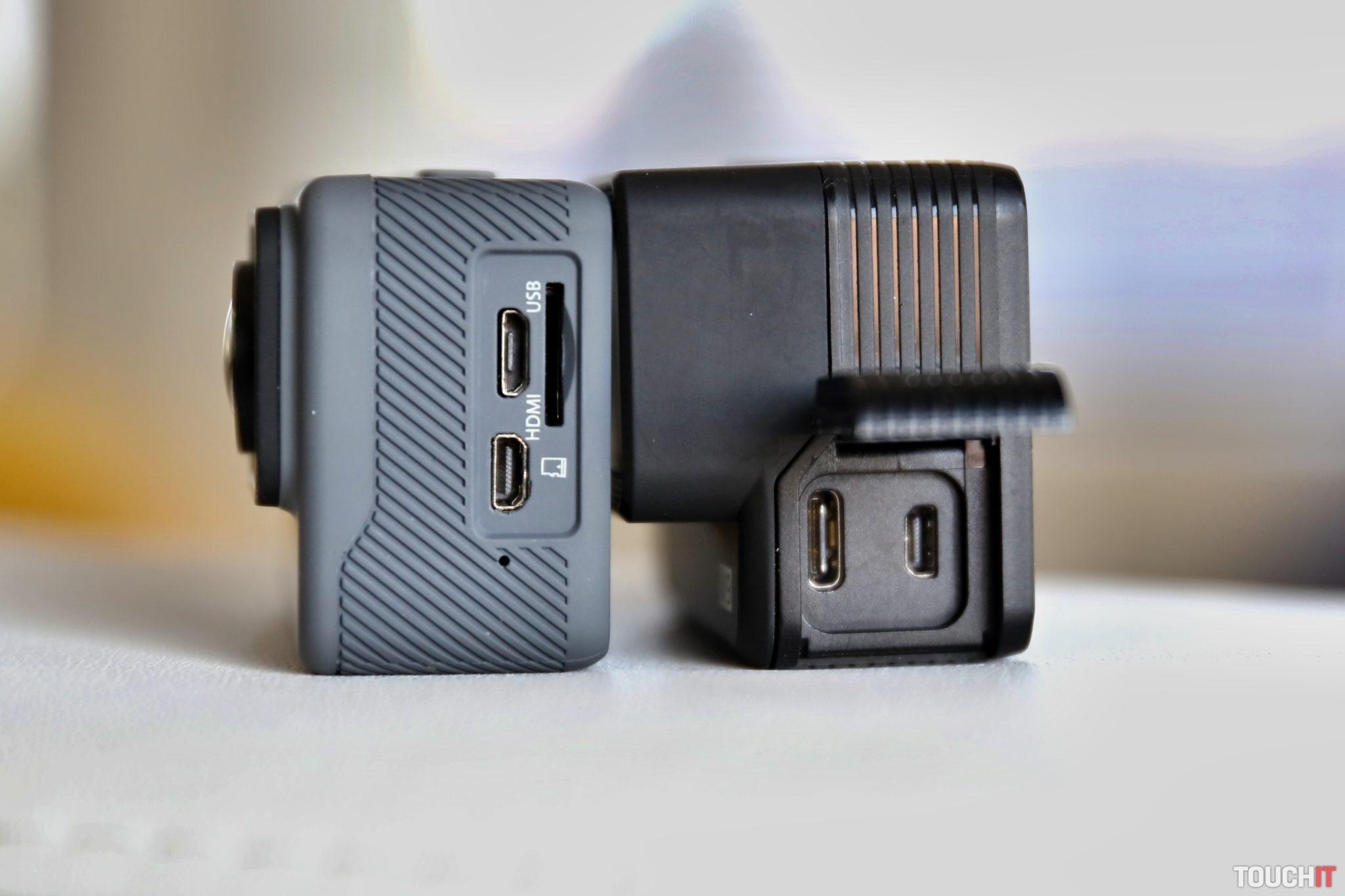Prepojovacie porty. Vľavo X10.1, vpravo W9