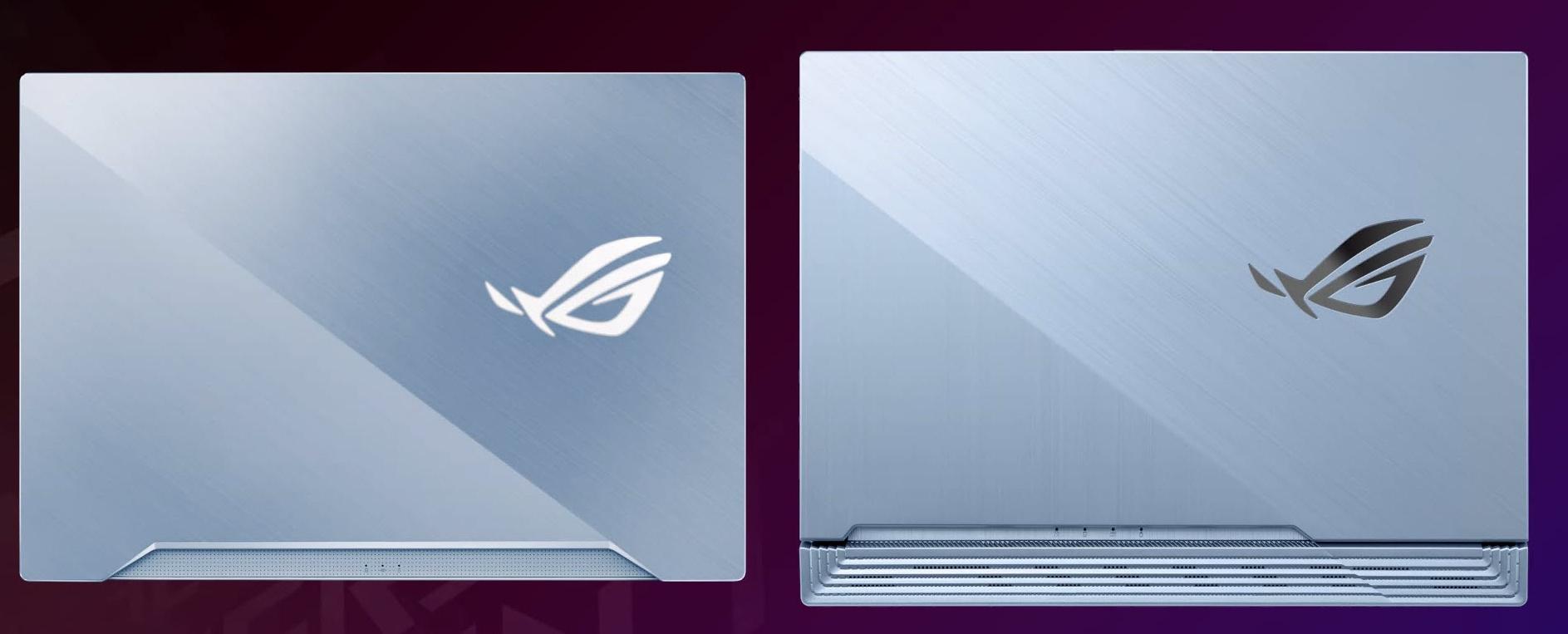 Nový dizajn notebookov ROG