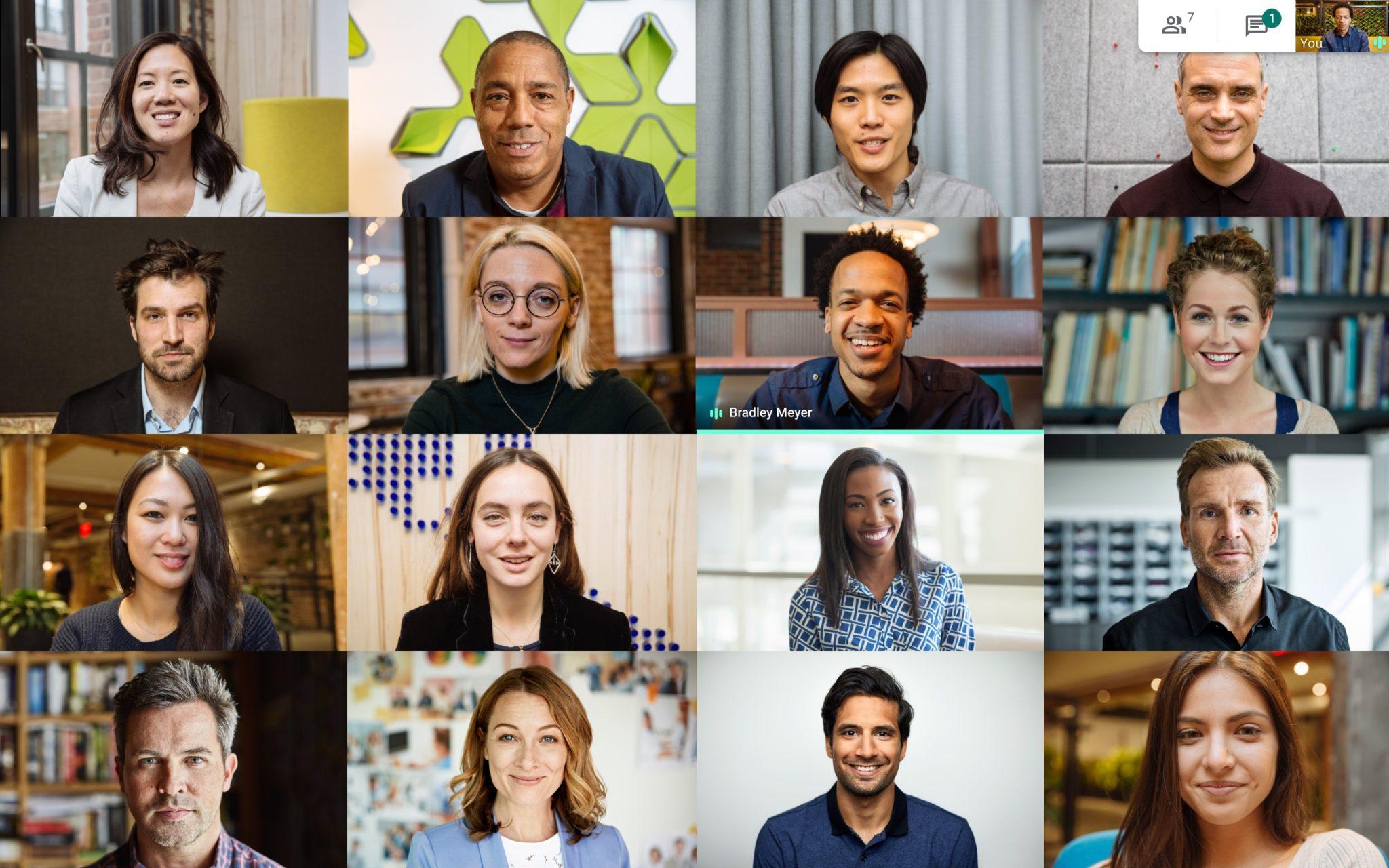 16 účastníkov v konferencii