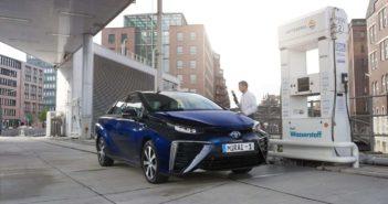 Toyota vodík