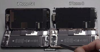 iPhone SE a iPhone 8 porovnanie