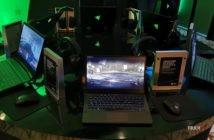 Herné notebooky s grafickými kartami NVIDIA GeForce