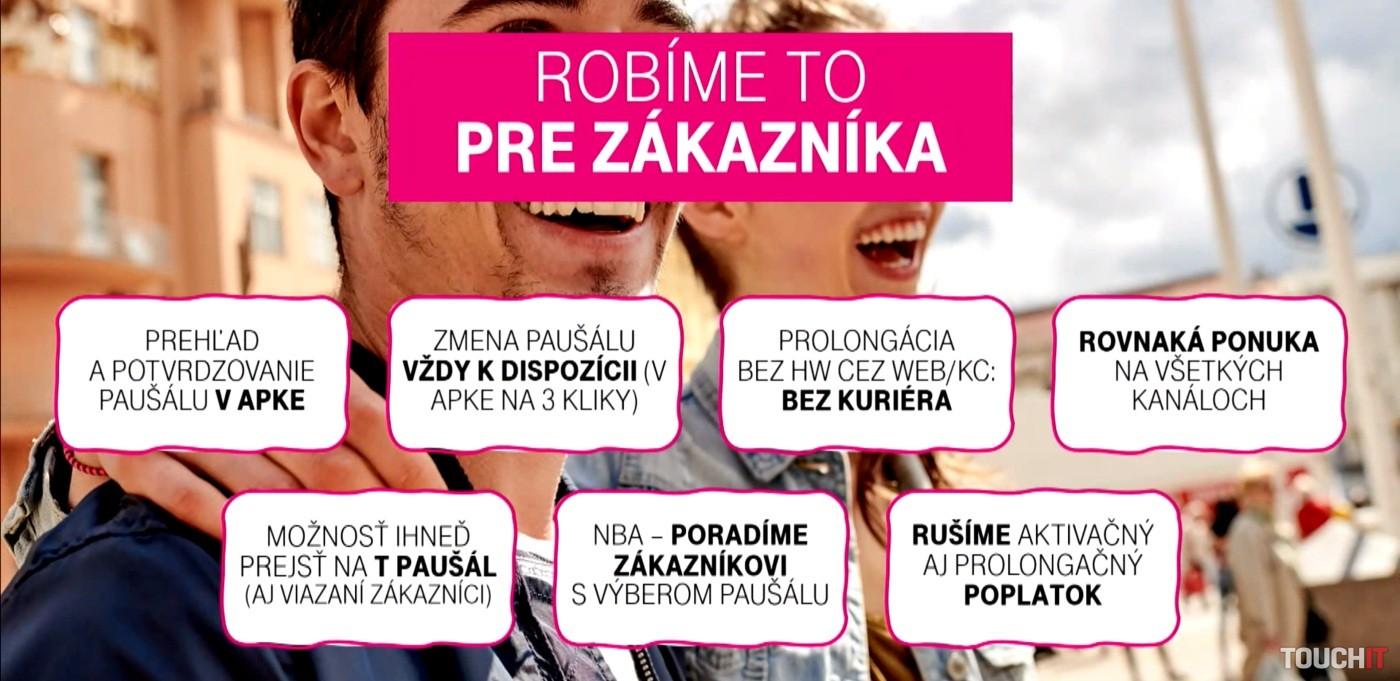 Telekom T paušály