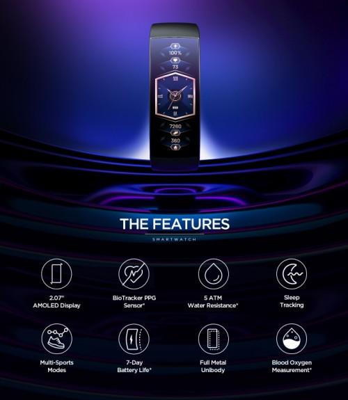 Xiaomi Amazfit X