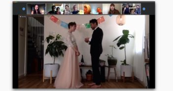 Svadba cez Zoom