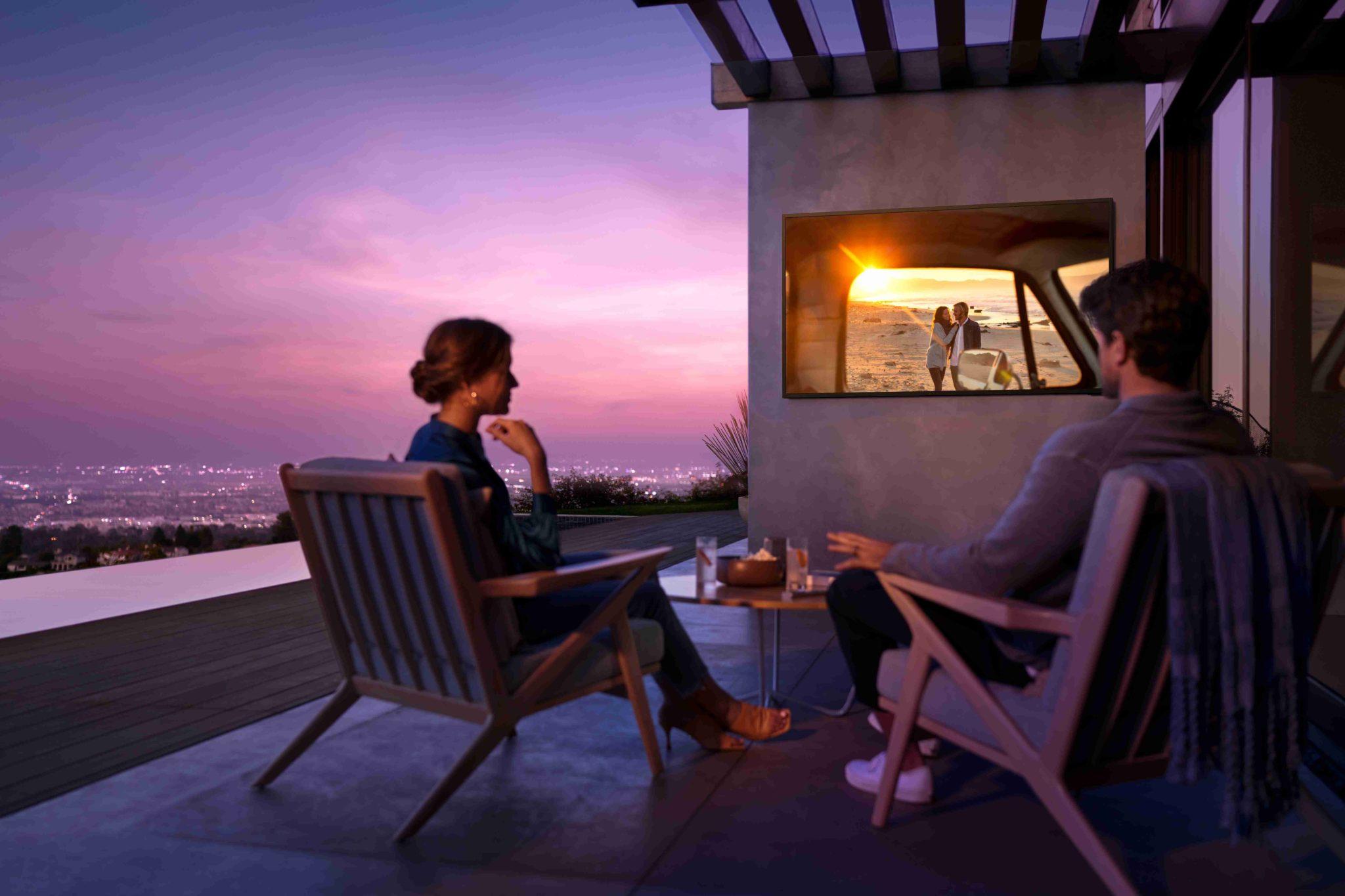 Televízor Samsung The Terrace
