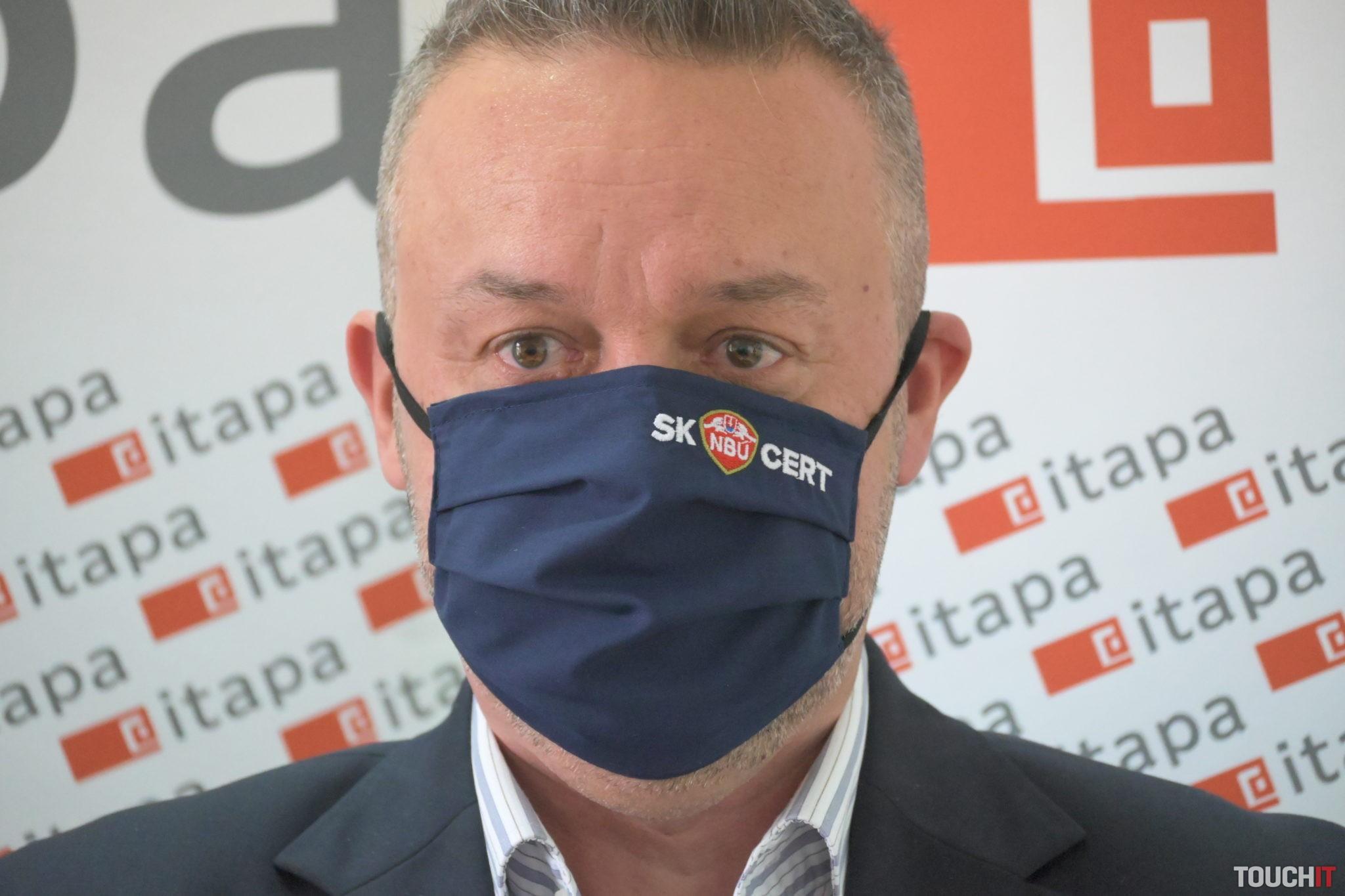 Rastislav Janota, riaditeľ SK-CERT
