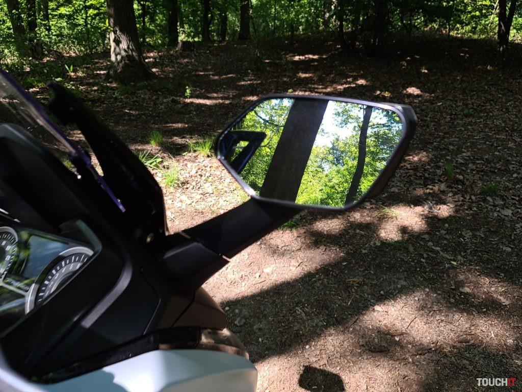 Spätné zrkadlá