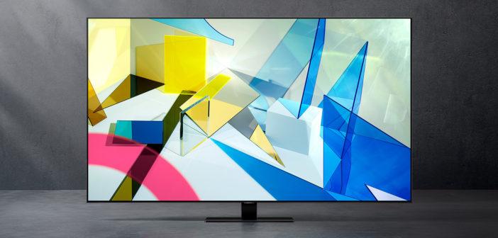 Super kvalita za rozumnú cenu: televízor Samsung Q80T. Detailný pohľad + spojenie so soundbarom