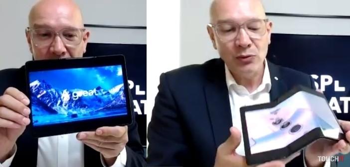 Takto sa dá 10 palcový tablet poskladať na smartfón