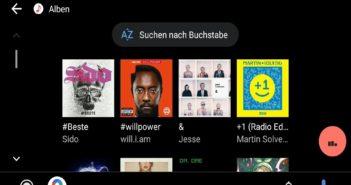 Auri Music pre Android Auto