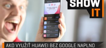 Huawei telefóny bez Google služieb