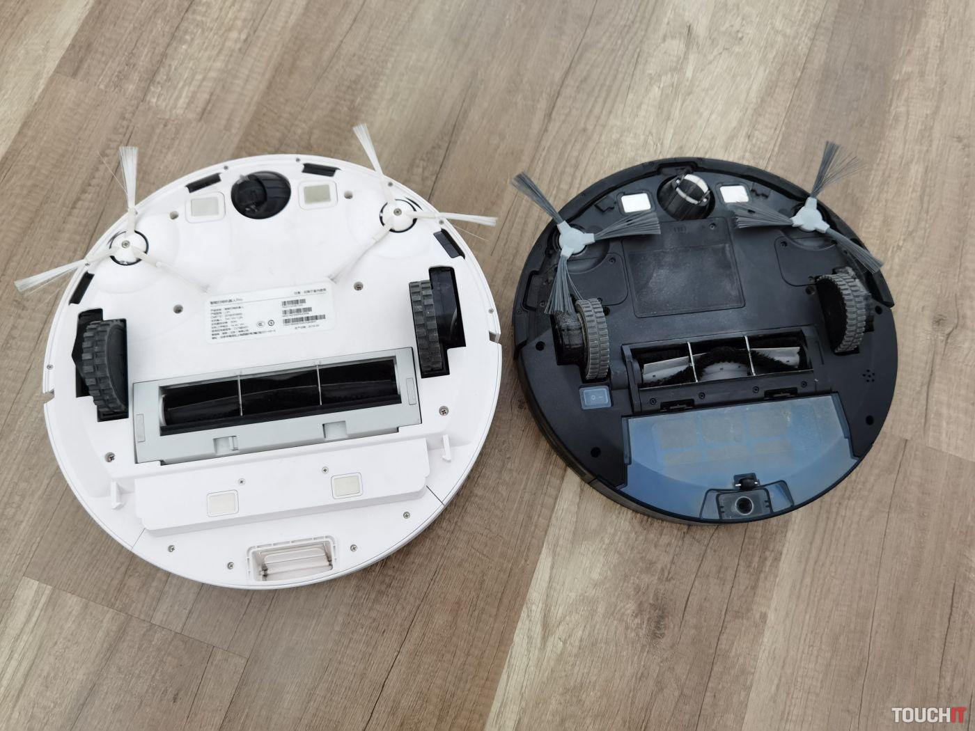 Lenovo T1 Vacuum Cleaner a Lenovo E1 Vacuum Cleaner