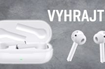 Vyhrajte Honor Magic Earbuds