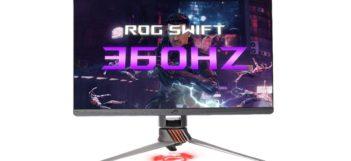 Dnes na trhu nájdete aj 360 Hz monitor. Bežným hráčom však bohato postačí 144 Hz obnovovacia frekvencia