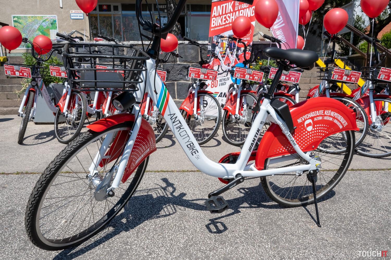 Bicykle je určený pre rôzne skupiny ľudí a vpredu má aj košík na nákup