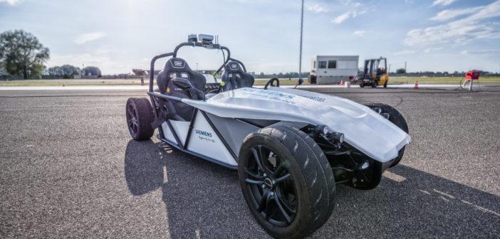Autonómne auto SimRod