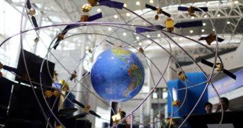 Beidou Satelity model