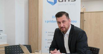 Peter Labis, riaditeľ DNS