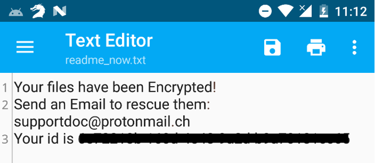 Eset Ransomware CryCryptor