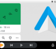 Android Auto + Google Mapy